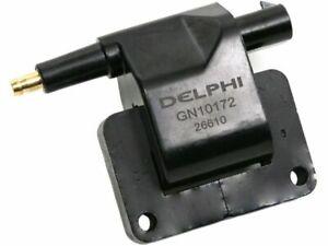 For 1991-1993 Dodge Daytona Ignition Coil Delphi 85283BJ 1992 2.5L 4 Cyl