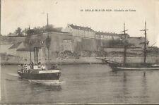 Palais, Belle-Île-en-Mer, Citadelle, 1. Weltkrieg, Kriegsgefangenen-Zensur-Post