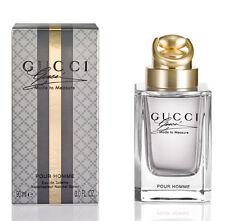 Gucci Made To Measure for Men 3 oz Eau de Toilette Spray New In Box Sealed