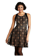 Donna Morgan Verena Fit And Flare Dress NWT 6