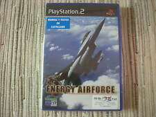 ENERGY AIRFORCE DE TAITO PLAYSTATION 2 PS 2 NUEVO Y PRECINTADO
