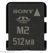 Sony 512mb M2 Memory Stick Micro for C902 C905 K800i K770i W890i W960i W995i Ui1