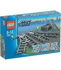 Lego City flexibles y curvas 7895