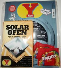 "YPS 1264 = 2/2014 OVP mit Gimmick ""Solar-Ofen"""