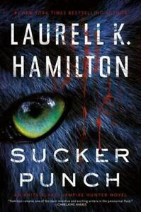 Sucker Punch by Laurell K. Hamilton (author) #52974