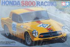 Tamiya Honda S800 Racing 1:24
