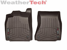 WeatherTech Floor Mats FloorLiner for Audi A6/A7/S6/S7/RS7 - 1st Row - Cocoa
