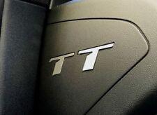Audi TT 8s mk3 ribete en contraste logoeinleger 8s TTS ttrs