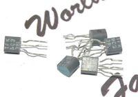 10pcs - TFK BC338L Transistor - NPN 0.8A 25V TO-92