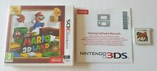 SUPER MARIO 3D LAND NINTENDO 3DS 2DS XL GAME SUPER MARIO BROS BROTHERS KIDS GIFT
