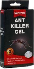 2 Pack Rentokil Home Indoor Ant Killer Gel Poison Bait Stations Destroys Nests