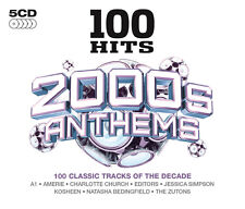 100 Hits 2000s Anthems Various Artists 0654378714528