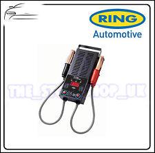Ring 12v Digital Battery Load Tester LED display RBA15