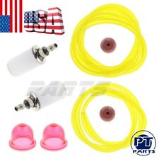 Primer Bulb Fuel Filter Line for Poulan TE475Y XT260 XT700 FB25 Blower Timmer