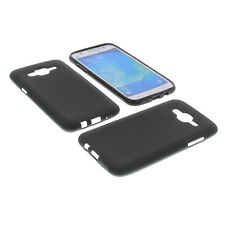 Custodia per Samsung Galaxy J5 Custodia Cellulare TPU gomma Custodia Nera