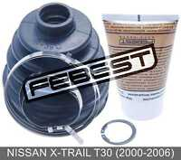 Boot Inner Cv Joint Kit 80X87X23.5 For Nissan X-Trail T30 (2000-2006)