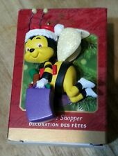 "Hallmark Keepsake Ornament ""BUSY BEE SHOPPER"" Add some buzz to your tree, Cute!"