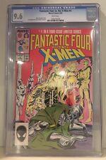 Marvel Comics: Fantastic Four vs. the X-Men #4 CGC 9.6