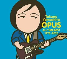 Tatsuro Yamashita OPUS All Time Best 1975 - 2012 Regular Edition Japan NEW