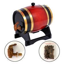 Artisanat/Fût /tonneau/tonneaux de 5 litres Bois Chêne Neuf Fûts de vin roug