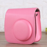 For Fujifilm Instax Mini 8 9 Instant Camera Case Bag Protective Cover with Strap
