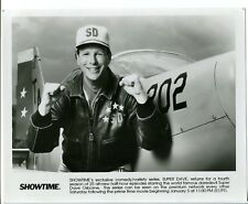 "Super Dave 8""x10"" Black and White Promotional Still Osborne Showtime FN"