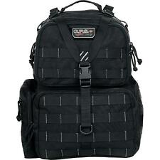 G-Outdoors G.P.S. Black Tactical Range Backpack