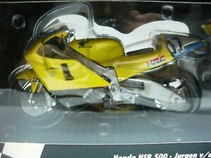 WOW EXTREMELY RARE Honda 2002 NSR500 #17 Goorbergh Assen GP 1:12 Minichamps-Wits