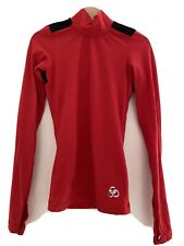 Chique sport Red Passion Long Sleeves Top 134