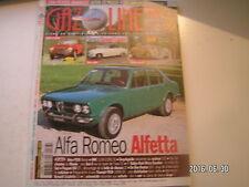 ** Gazoline n°163 Peugeot 204 / Volvo P220 Break / Alfa Roméo Alfetta