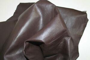 Genuine Leather Real Lambskin Hides Soft Finish Sheep skin 5 Sqt a Full Skin! 04