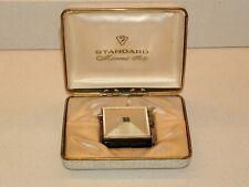 STANDARD Micronic Ruby SR-G430 micro radio a transistor vintage con cofanetto