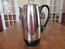 Farberware Spurest 2-12 Cup Electric Coffee Percolator #142 - Bronx USA - EX!!