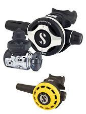 Scubapro mk17 evo s600 con Octopus r195 atemreglerset nuevo del comercio especializado!!!