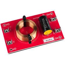 Dayton Audio 3k-LPF-4 Low Pass Speaker Crossover 3,000 Hz 12 dB/Octave