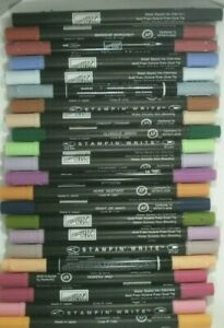 Stampin' Up! Stampin' Write Marker, Dual Tipped Marker, Original Style