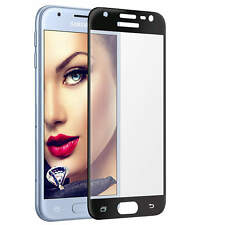 """5D Protecteur d'écran d'affichage pour Samsung Galaxy J3 2017 (J330 /5.0"""") -noir"""