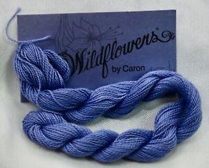 Caron Wildflowers pima cotton 36 yds handpainted #6042 purple