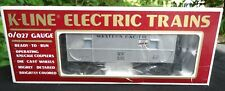 K-Line O Scale K-6167 Illuminated Western Pacific Classic Caboose In The Box