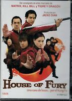 House of Fury (DVD Nuevo)
