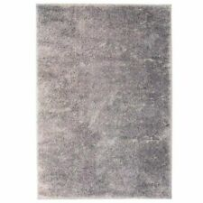 vidaXL Shaggy Area Rug 180x280cm Grey Home Office Soft Fluffy Floor Carpet Mat