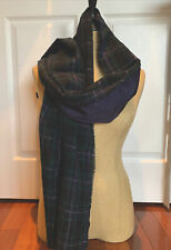 Undercover Co. Plaid Scarf