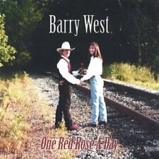 WEST,BARRY-ONE RED ROSE A DAY (Importación USA) CD NUEVO