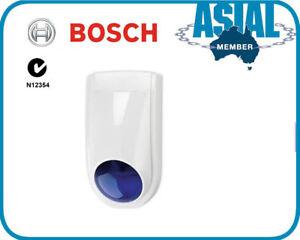 Bosch alarm siren strobe slim box SLIMLINE secor COVER COMBO HCF6D-BLUE