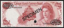 Cayman Islands Banknote Specimen  P7s