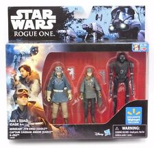 Disney Hasbro Star Wars Rogue One Sergeant Jyn Erso Captain Cassian Andor K-2So