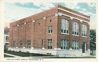 HERKIMER NY – Odd Fellows Temple