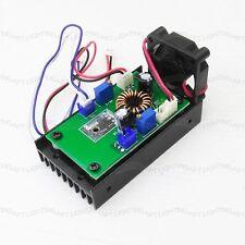 Blue Laser Driver 445nm 450nm TTL Laser Diode Module Driver Circuit Board 12V
