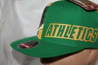 Oakland Athletics MLB American Needle Front Window Snapback,Cap,Hat          NEW