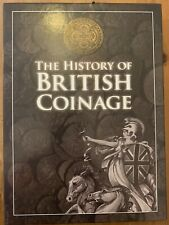 More details for coins. the history of british coinage 4x massive coins no reserve